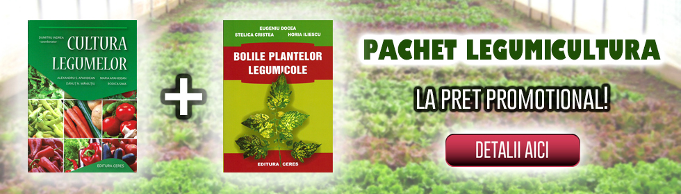 Pachet promotional legumicultura